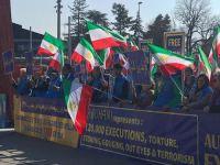 ژنو: تظاهرات در مقابل شورای حقوق بشر