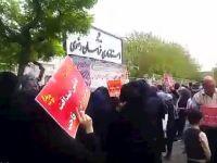 تجمع سهامداران غارت شدگان پدیده  در مشهد۲۹ فروردین ۹۸+ فیلم