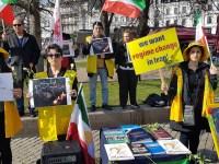 همبستگی ایرانیان آزاده با هموطنان سیلزده در شهرهای مختلف سوئد