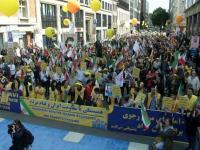 مجاهدین خلق در بروکسل خواستار حمایت رهبران اروپا برای تغییرات دموکراتیک در ایران شدند