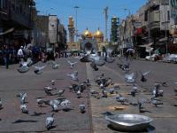 تاثیر تحریمهای آمریکا  در مغازههای عراق