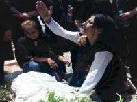 مراسم یادبود علیرضا شیرمحمدعلی، زندانی سیاسی به قتل رسیده