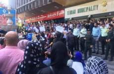 بازداشت برخی تجمعکنندگان مقابل شهرداری تهران