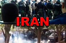 بیانیه جمعی از هنرمندان در ایران درباره اعتراضات اخیر