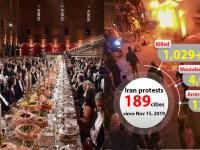 سخن روز: دعوت عناصر رژیم به جشن نوبل سوئد، بیشرمی مضاعف