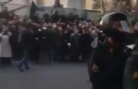 فیلمهای فضای مجازی از تظاهرات دانشگاه امیرکبیر(3)