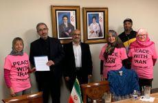 نامه عذرخواهی ۱۰ هزار آمریکایی!!!! از اخوندهای خونریز ایران
