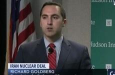 «گلدبرگ»: با فشار حداکثری  میتوانیم رژیم را پای میز مذاکره بیاوریم
