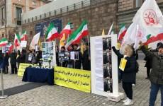 سوئد: گزارشی از مراسم یادبود قربانیان هواپیمای اوکراینی