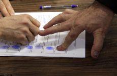 کمک کرونا به انتخابات، اثر انگشت از انتخابات حذف شد