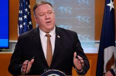 پمپئو: برنامه فضایی ایران نه صلحآمیز است و نه غیرنظامی