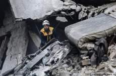 بمباران عمدی مدارس و بیمارستانها توسط روسیه و سوریه