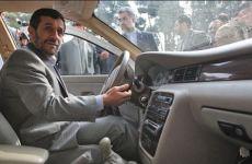 دسته گل ۹۰ میلیون دلاری که  احمدینژاد در سنگال به آب داد