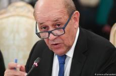 وزیر خارجه فرانسه: مناسبات با رژیم ایران دشوارتر شده است