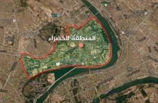 کشف موشک آماده پرتاب به سمت منطقه امنیتی سبز بغداد