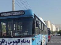 اعتراض رانندگان اتوبوس نسبت به تعویق ۴ ماهه پرداخت حقوق