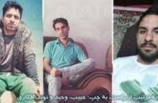 ۳ برادر به اتهام شرکت در قیام ۹۷  به اعدام، شلاق و زندان محکوم شدند
