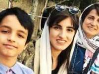 دختر نسرین ستوده با قرار کفالت آزاد شد