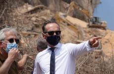 وزیر خارجه آلمان در بیروت:  لبنان باید با فساد بجنگند
