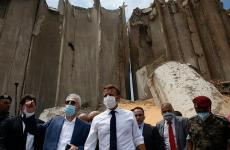 ماکرون در بیروت: حزبالله از منافع لبنان دفاع کند، نه منافع ایران