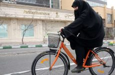 امام جمعه و ستادامر به معروف دوچرخه سواری زنان، ممنوع است