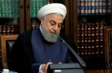 روحانی به نمکی: حرفهای مهم  را در جلسات روسای کمیته ها مطرح کنید