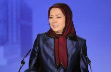 مریم رجوی: سلاخی و حذف کاندیداهای نمایش انتخابات، نشانه آشکار بحران سرنگونی و فاز پایانی دیکتاتوری دینی و تروریستی