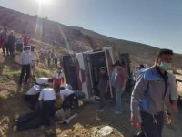 واژگون کردن اتوبوس حامل خبرنگاران محیط زیست، تهیه گزارش از دریاچه ارومیه