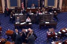 ارائه طرحی در سنای آمریکا، هرگونه توافق بارژیم ایران  منوط به کسب اجازه از کنگره