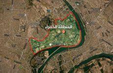 ۲موشک توسط نیروهای نیابتی رژیم به سفارت امریکا در منطقه سبز بغداد