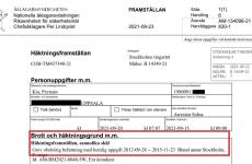 مدیر ارشد سابق سازمان امنیت سوئد (سپو)  به اتهام جاسوسی برای رژیم دستگیر شد