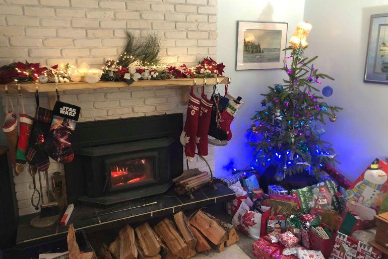 Kerst in Canada 2019