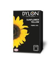 DYLON TEKSTILFARGE SUNFLOWER YELLOW  350GR