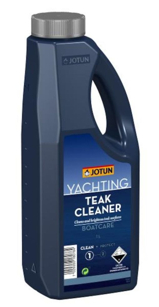 YACHTING TEAK CLEANER  1LTR