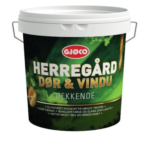 GJØCO DØR & VINDUSMALING 2,7L