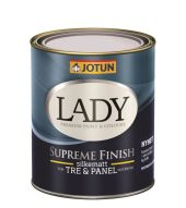 JOTUN LADY SUPREME FINISH 15 0,68L -  SILKEMATT TRE- & PANEL MALING