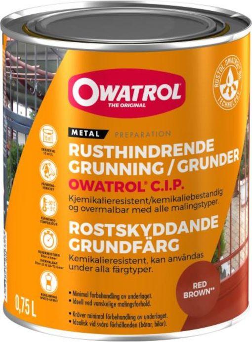 OWATROL CIP RUSTHINDRENDE GRUNNING 0,75L