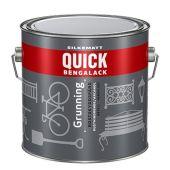 QUICK BENGALACK GRUNNING HVIT SILKEMATT 3L
