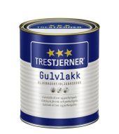 TRESTJERNER GULVLAKK OLJEBASERT HALVBLANK 0,75L