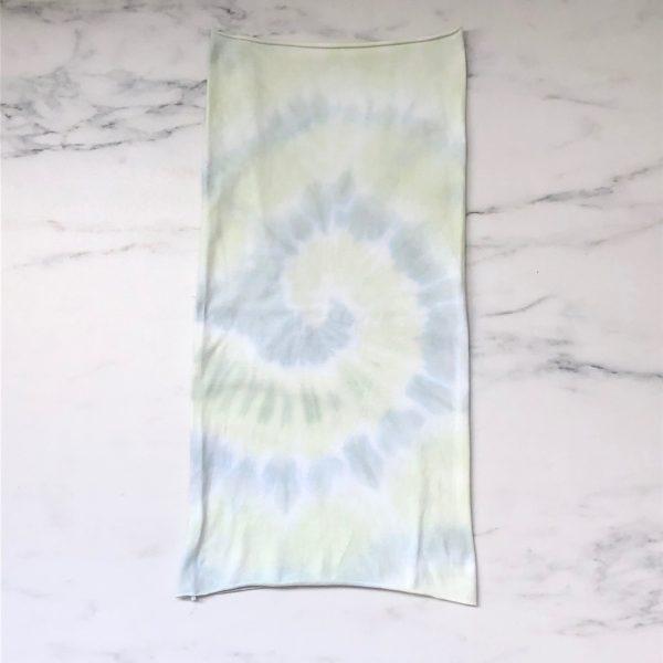 Batik / Tie-Dye Mask / Buff - handmade from Germany