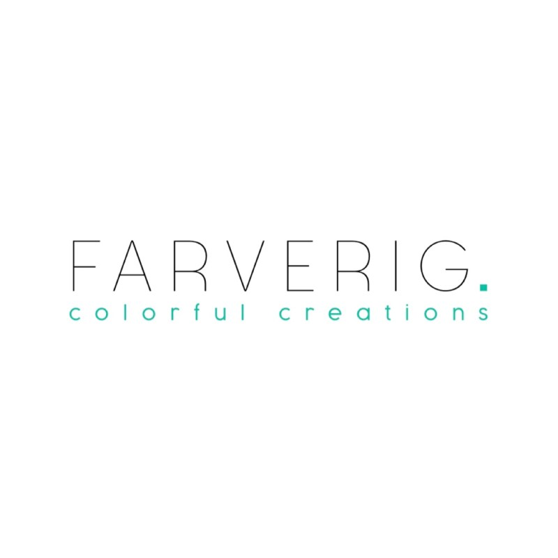 Logo_FARVERIG. colorful creations