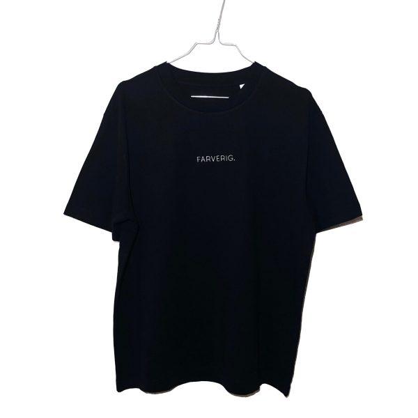 Organic Oversize Basic Shirt - schwarz
