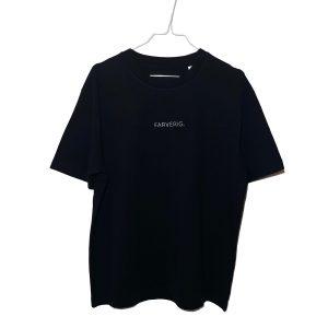 Organic Oversize Basic Shirt – schwarz