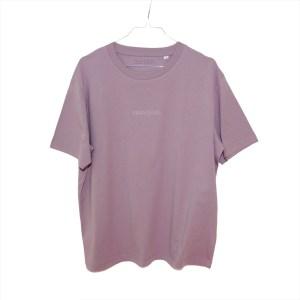 Organic Oversize Basic Shirt – Antique Purple