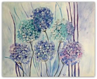 30 - 40 akrylmaleri