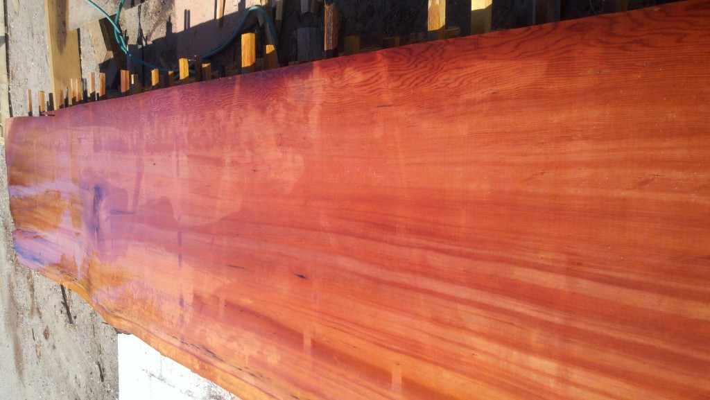 Old Growth Redwood For Sale