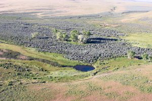 Observation Peak in Lassen County, CA, deeded acreage features water sources streams, ponds and reservoirs.