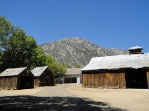 Heritage Ranch Estate includes a 1,404 sq. ft. caretaker's home with 3 bedrooms and 2 baths and 2 car garage.