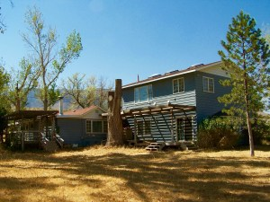 Painted Rock Ranch improvements include: 2 homes, both with Truckee River frontage.