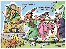 Sabir Nazar Cartoon 8